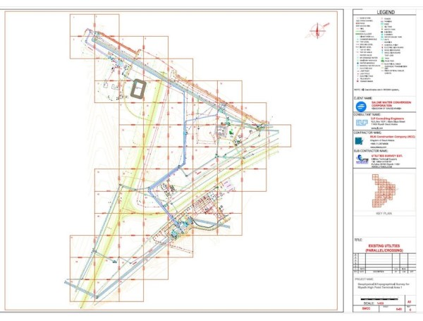 Mapping GIS/CAD